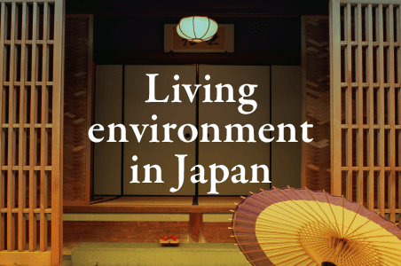 living environment in japan